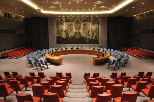 The Security Council chamber (UN Photo)